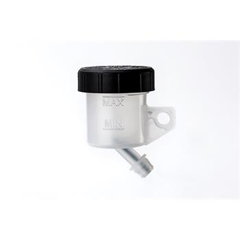 Brake fluid container 15ml plastic oblique finish 45 °